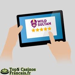 GNA Fiable de Wild Sultan Casino